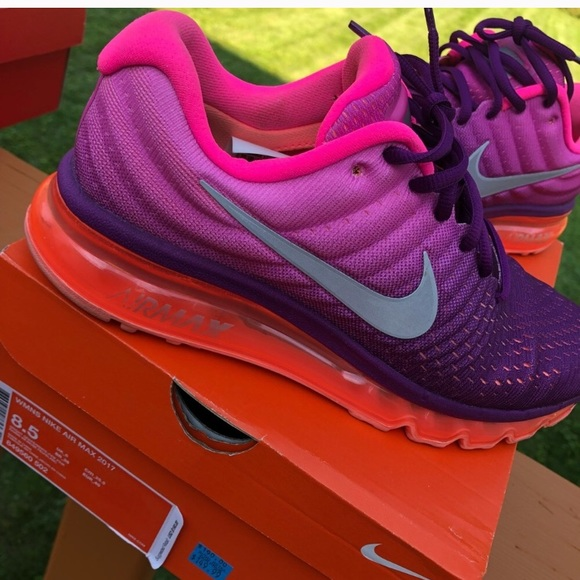 Nike Shoes   Nike Womens Air Max Purple